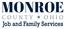 Monroe County Department of Job and Family Services logo